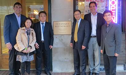 Hunan University IIN Visit