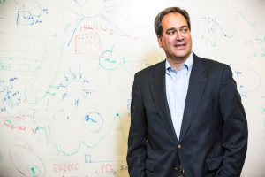 Professor Chad A. Mirkin, director of the International Institute for Nanotechnology at Northwestern, November 9, 2016. | James Foster/For the Sun-Times